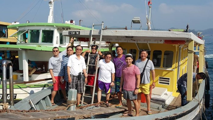 Anglers from Manila Apr 2016