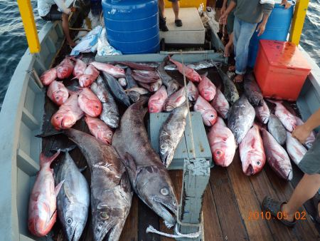 7 Star Fishing catch for Labuan 2010