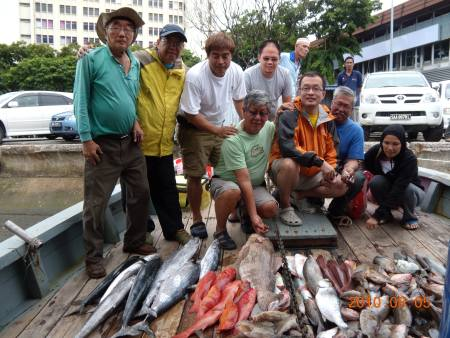 anglers from philipines