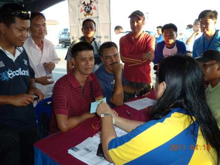 Registration for Labuan IGFA 2011