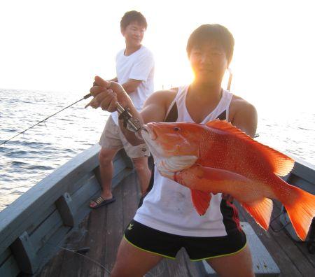 day fishing sabah