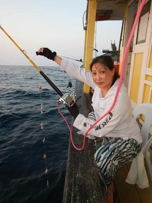 Go fishing with 7 Star in Sabah
