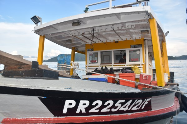 7 Star 1 Fishing Boat Sabah