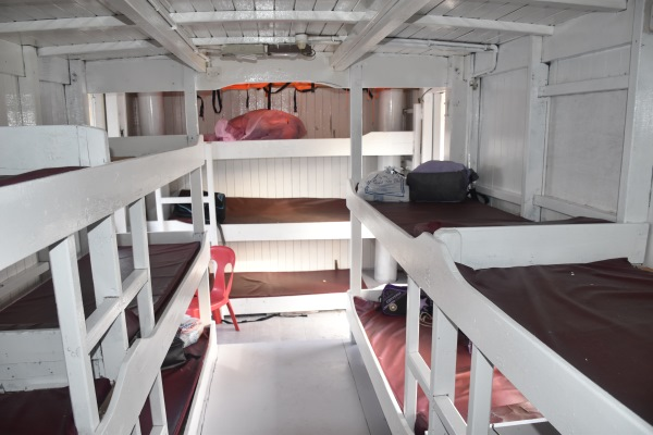 7 Star 1 Fishing Boat Sleeping Quarters