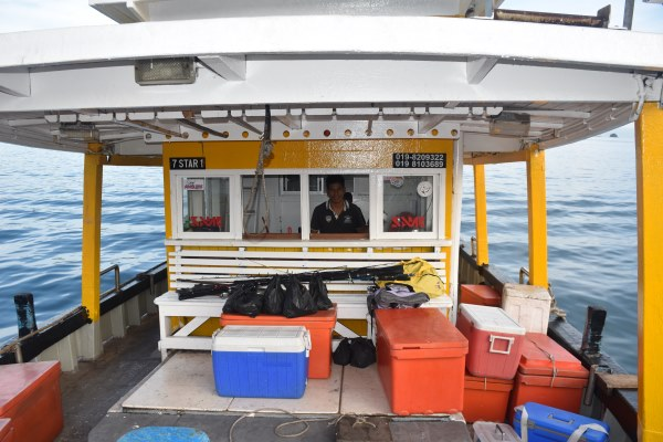 7 Star 1 Fishing Boat Wheelhouse
