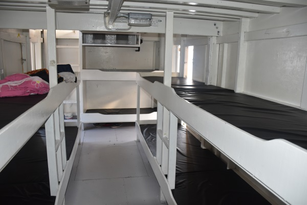 7 Star 2 Fishing Boat Bunkhouse for up to 10 anglers