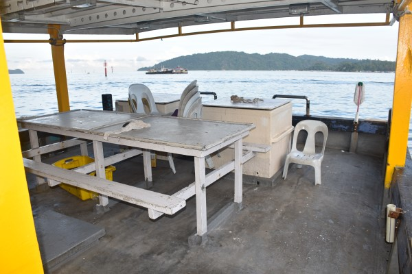 7 Star 2 Fishing Boat Stern Deck
